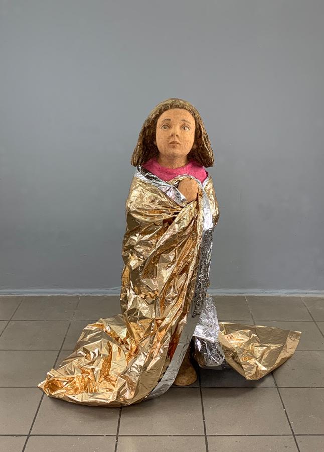 03 / Syrian Girl